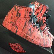Custom Painted Jordan 1s